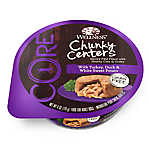 Wellness® CORE® Chunky Centers Adult Dog Food - Natural, Grain Free, Turkey, Duck & Sweet Potato