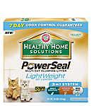 ARM & HAMMER™ Healthy Home Solutions PowerSeal Lightweight Multi-Cat Clumping Cat Litter