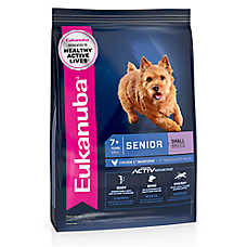 Eukanuba® Senior Dog Food - Chicken, Small Breed