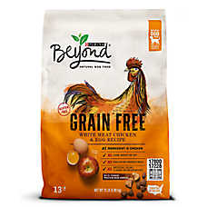 Purina® Beyond® Natural Dog Food - Grain Free, Gluten Free, White Meat Chicken & Egg