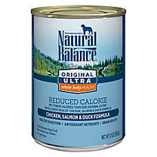 Natural Balance Original Ultra Reduced Calorie Formula Adult Dog Food