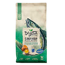 Purina® Beyond Natural Cat Food - Grain Free, Gluten Free, Ocean Whitefish & Egg