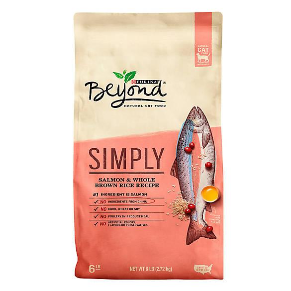 Purina Beyond Natural Cat Food