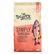 Purina® Beyond® Natural Cat Food - Salmon & Whole Brown Rice
