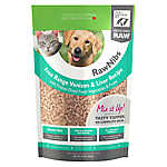 Only Natural Pet RawNibs Pet Food - Freeze Dried Raw, Grain Free, Venison & Liver