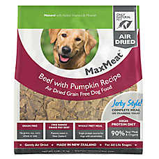 Only Natural Pet MaxMeat Dog Food - Grain Free, Air Dried, Beef