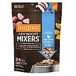 Nature's Variety® Instinct® Raw Boost Mixers Dog Food Enhancer - Grain Free, Freeze Dried, Turkey