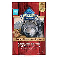 BLUE Wilderness® Rocky Mountain Recipe™ Natural Grain Free Red Meat Dog Treat