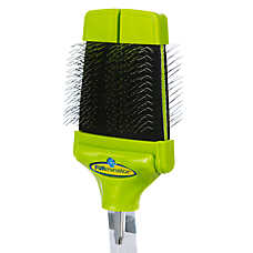 FURminator® FURflex™ Dual Slicker Brush Head Dog Tool