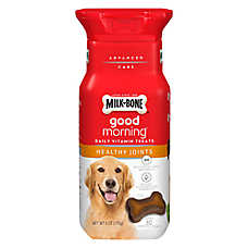 Milk-Bone® Good Morning Healthy Joints Daily Vitamin Dog Treat