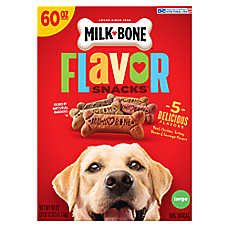Milk-Bone® Flavor Snacks Large Breed Dog Treat