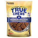 True Chews® Premium Grillers Dog Treat - Natural, Chicken