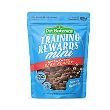 Pet Botanics® Beef Mini Training Reward Dog Treat