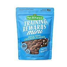 Pet Botanics® Chicken Mini Training Reward Dog Treat