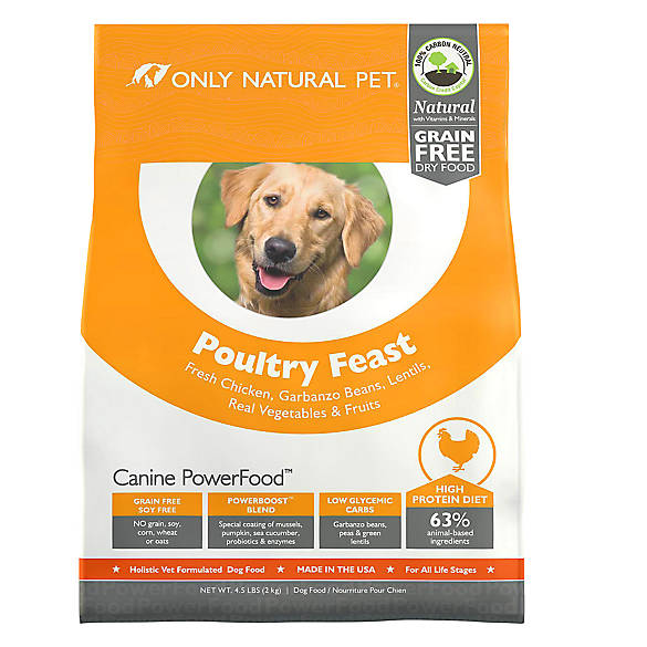 Poultry Free Canned Dog Food