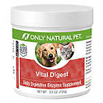 Only Natural Pet® Vital Digest Daily Digestive Enzyme Supplement
