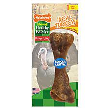 Nylabone® Healthy Edibles® Natural & Grain Free Dog Treat