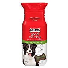 Milk-Bone® Good Morning™ Total Wellness Dog Treat