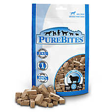 PureBites® Adult Dog Treats - Natural, Freeze Dried, Lamb Liver