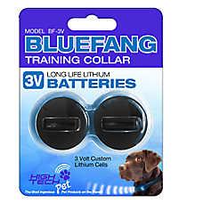 High Tech Pet Bluefang Training Collar Batteries