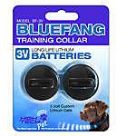 High Tech Pet® Bluefang Training Collar Batteries