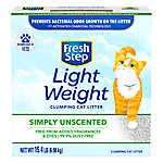 Fresh Step® Lightweight Multi-Cat Unscented Cat Litter