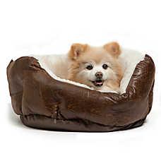 Best Friends by Sheri Duchess Cuddler Dog Bed