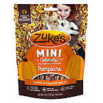 Zuke's® Mini Naturals™ Ghosts Turkey & Pumpkin Dog Treat