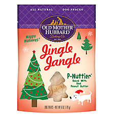 Old Mother Hubbard Jingle Jangle Dog Treat