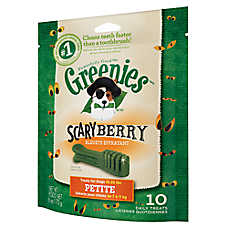 GREENIES® Scary Berry Petite Dental Dog Treat