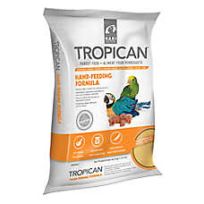 Tropican® Hand-Feeding Formula Parrot Food
