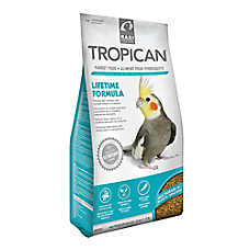 Tropican® Lifetime Formula Parrot Food