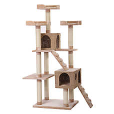 PetPals Towers Multi-Level Cat Tree