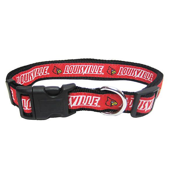 Louisville Cardinals NCAA Pet Dog Bandana Size Small