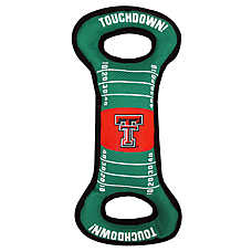 Texas Tech University Red Raiders NCAA Field Dog Toy