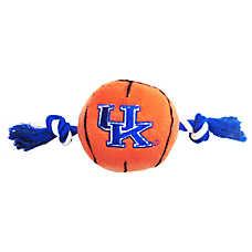 University of Kentucky Wildcats NCAA Basketball Dog Toy
