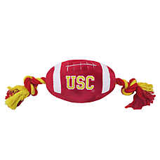University of Southern California Trojans NCAA Football Dog Toy
