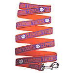 Clemson University Tigers NCAA Dog Leash