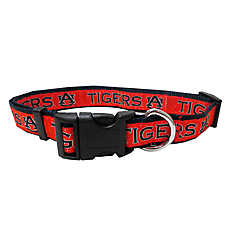 Auburn University Tigers NCAA Dog Collar