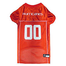 University of Miami Hurricanes NCAA Jersey