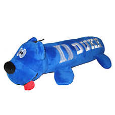 Duke University Blue Devils NCAA Tube Dog Toy