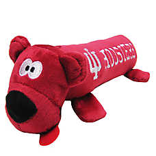 Indiana Hoosiers NCAA Tube Dog Toy