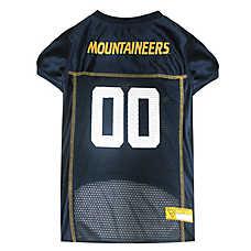 West Virginia Mountaineers NCAA Jersey