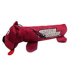 Boston College Eagles NCAA Tube Dog Toy