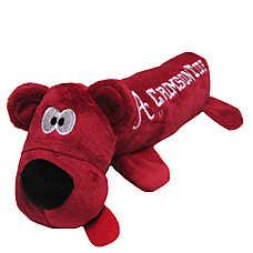 University of Alabama Crimson Tide NCAA Tube Dog Toy