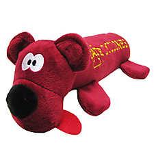 Iowa State Cyclones NCAA Tube Dog Toy