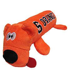 Syracuse Orange NCAA Tube Dog Toy