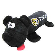 University of Missouri Tigers NCAA Tube Dog Toy