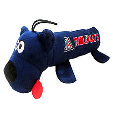 University of Arizona Wildcats NCAA Tube Dog Toy