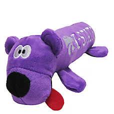 Kansas State Wildcats NCAA Tube Dog Toy